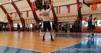 Givova Scafati, scrimmage positivo contro l'Eurobasket Roma - la Città di Salerno