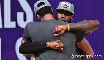 """NBA - LeBron James denkt oft an Lakers-Ikone Kobe Bryant: """"Haben gewisse Gemeinsamkeiten"""" - SPOX.com"""