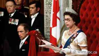 Why the Queen herself has twice delivered Canada's speech from the throne