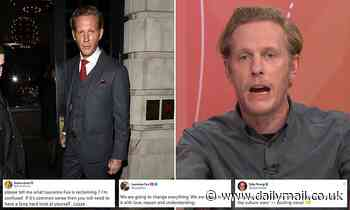Laurence Fox is launching political party after raising £1million to fight 'culture wars'