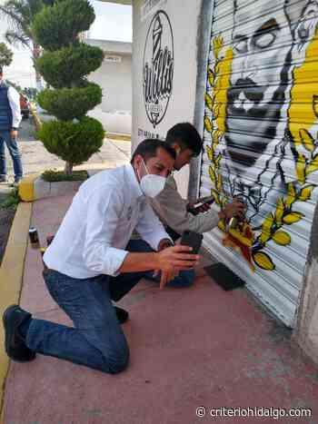 Convertir a Pachuca en ciudad de las juventudes, dice Crespo - Criterio Hidalgo