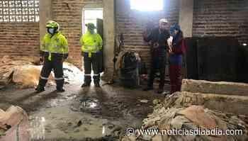 Vertimiento de líquidos peligrosos sobre el Río Bogotá en Chocontá,... - Noticias Día a Día