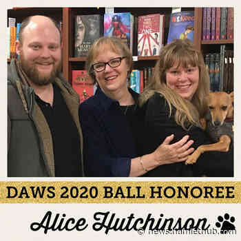 Congratulations to DAWS Ball Honoree, Byrd's Books Owner Alice Hutchinson - HamletHub