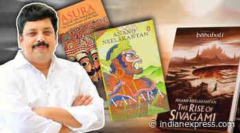 Anand Neelakantan pens debut kids' book - The Indian Express