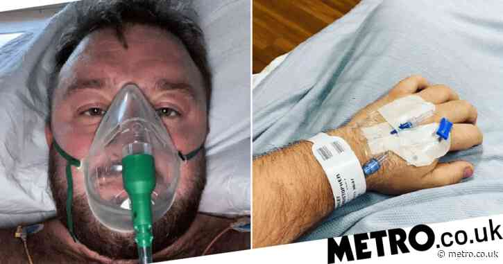 Brit, 29, who thought 'coronavirus was bull***t' says 'I am paying the price'