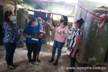 Ministerio de Vivienda garantiza techo digno a familias de San Pablo Tacachico - Diario La Página