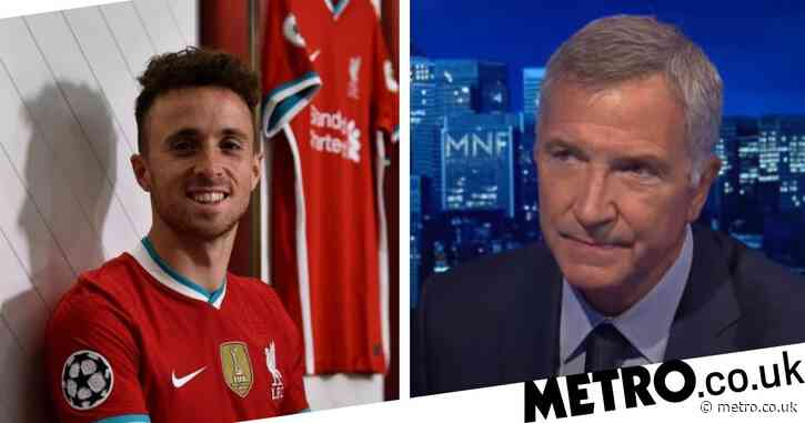 Liverpool legend Graeme Souness reveals his one 'question mark' over Diogo Jota transfer