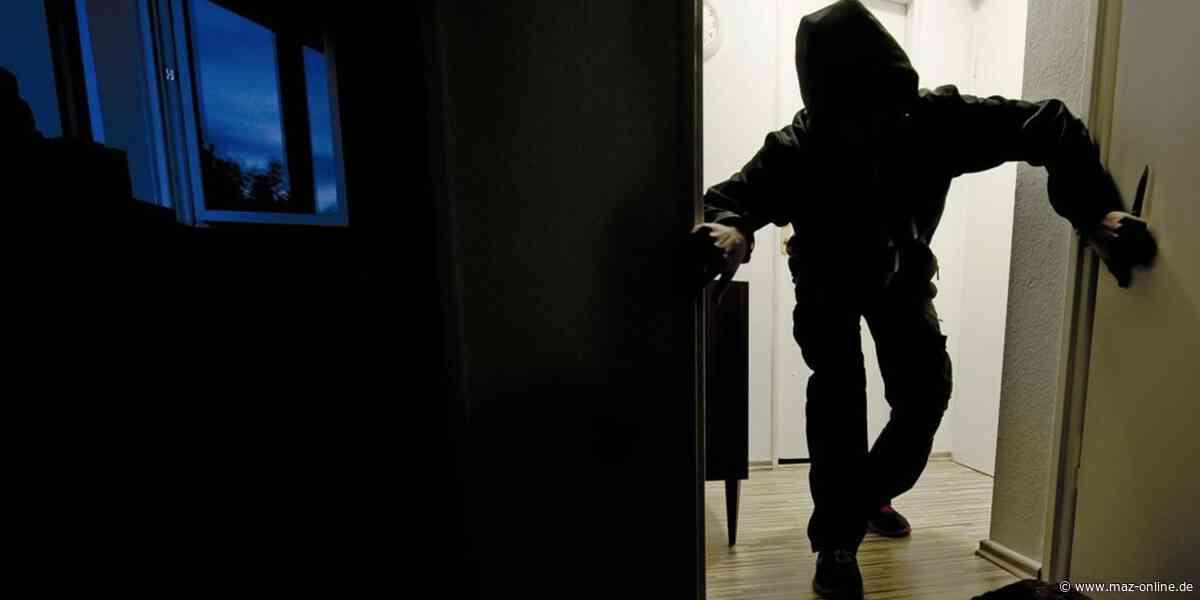 Falkenhagen: Einbrecher verursachen 35.000 Euro Schaden - Märkische Allgemeine Zeitung