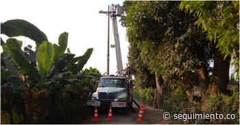 Zona Bananera, El Retén y Aracataca estarán sin energía este sábado - Seguimiento.co