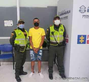 """Capturado en Barranquilla alias """"El Guacamayo"""", uno de los más buscados por la Policía en Santander - Diario La Libertad"""