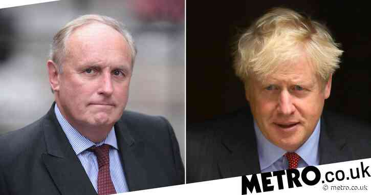Boris 'offers top Ofcom job to former Daily Mail editor Paul Dacre'