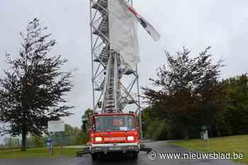 Storm Odette bezorgt brandweerposten Brakel en Zottegem veel werk