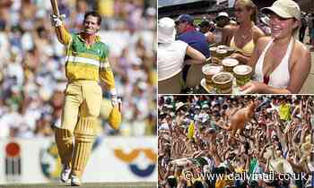 How maverick Dean Jones won the hearts of Australians when cricket was still the national pastime