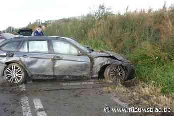 Zwaar verkeersongeval op N60 Nukerke