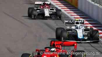 Formel 1 JETZT im Live-Ticker: Vettel-Drama geht weiter - Mega-Überraschung in Russland