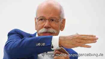 Ex-Vorstandschef macht Rückzieher: Kein Zetsche-Comeback bei Daimler