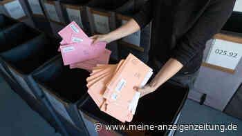 Stichwahlen in NRW: CDU lässt SPD-Chefsessel wackeln - der Live-Ticker zur Kommunalwahl