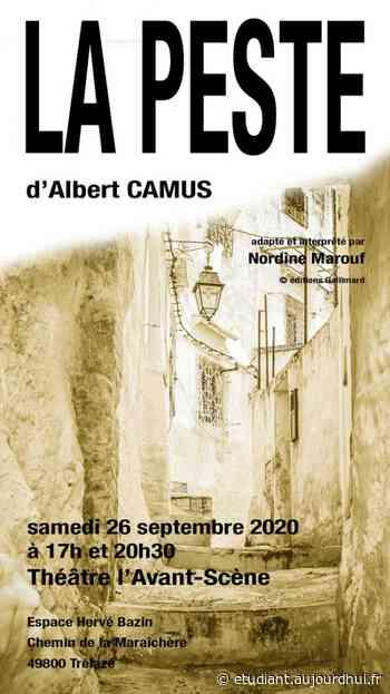 LA PESTE D'ALBERT CAMUS - THEATRE DE L'AVANT SCENE, Trelaze, 49800 - Sortir à France - Le Parisien Etudiant