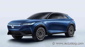 Honda SUV E:Concept is a glimpse at an upcoming production model