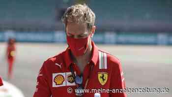 Formel 1: Hammer in Russland - Vettel erlebt nächstes Debakel