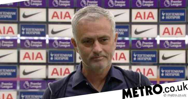Jose Mourinho aims dig at Ole Gunnar Solskjaer after Manchester United's late penalty against Brighton