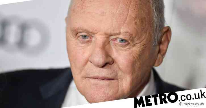 Anthony Hopkins at peace with dying as he describes life as 'a terminal condition'