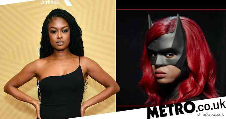 Batwoman's Javicia Leslie shares first look at iconic suit as she replaces Ruby Rose in DC series