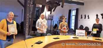 Nieuw leesjaar van start bij Kinder- en jeugdjury Koekelare - Het Nieuwsblad
