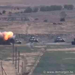'Azerbeidjan heeft ons de oorlog verklaard': conflict in Kaukasus over Nagorno-Karabach laait op