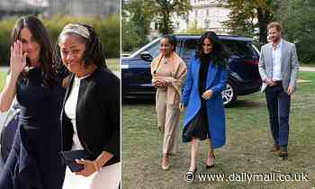 Meghan Markle's mother Doria Ragland, 64, takes over as boss of elderly care homes firm
