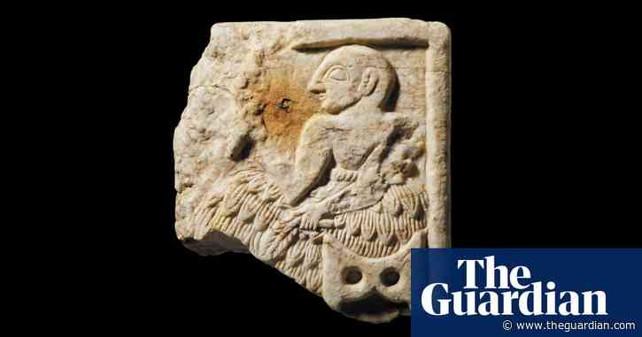 Ancient sculpture put up for auction in UK to be returned to Iraq