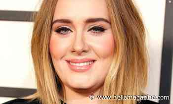 Adele returns to social media with incredible new photos to mark special occasion