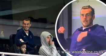 The Gareth Bale goal celebration that proves he's much happier at Spurs