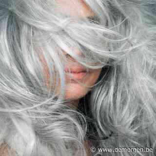 Grijze haren zijn niet 'oud', maar 'in'
