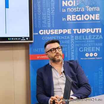 San Ferdinando di Puglia, il neo consigliere regionale Giuseppe Tupputi (Con) incontra gli elettori - Puglia News 24