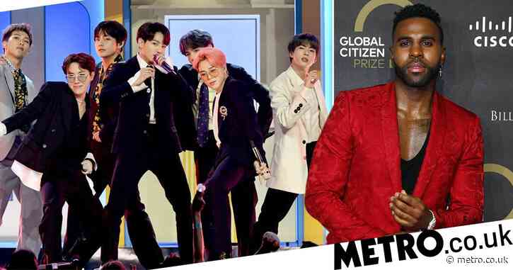 Jason Derulo sparks rumours BTS will release Savage Love remix as ARMY hunt for clues