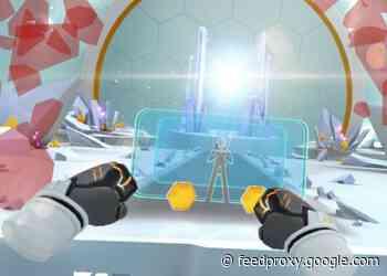 OhShape VR rhythm game launches on PlayStation VR