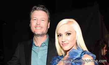 Gwen Stefani shares glimpse inside her and Blake Shelton's beautiful home