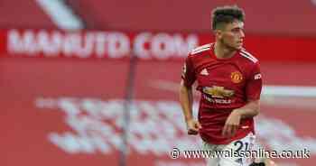 Daniel James' transfer message to Man Utd amid Leeds interest
