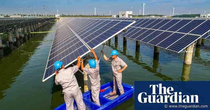 China's carbon pledge requires it to put energy system into reverse