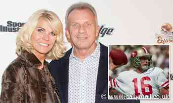 Joe Montana 'wrestles his infant grandchild away from an alleged kidnapper'