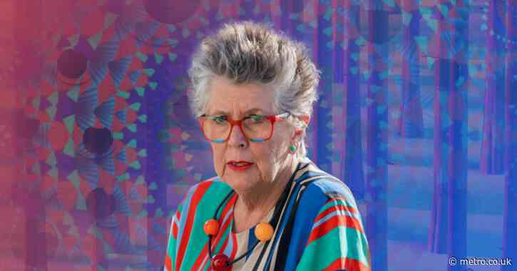 Great British Bake Off's Prue Leith suffered 'decades of nightmares' after LSD trip