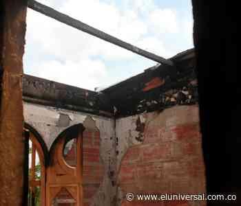 Incendio en Olaya Herrera deja a | EL UNIVERSAL - Cartagena - El Universal - Colombia