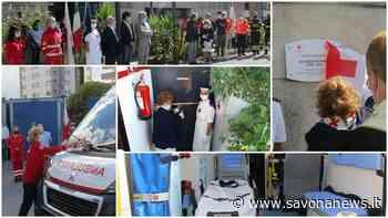 Savona, inaugurato il nuovo polo ambulatoriale e l'ambulanza della Croce Rossa (FOTO) - SavonaNews.it