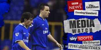 Media Watch: John Terry names key Chelsea trio, Napoli regret rejecting Koulibaly bid and former Blues striker Gonzalo Higuain turns down Premier League return   Official Site   Chelsea Football Club - Chelsea FC
