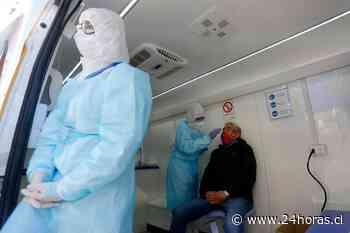 Minsal informa 1.923 casos nuevos de coronavirus y nuevo récord en la toma de PCR - 24Horas.cl