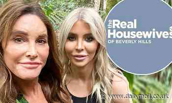 Caitlyn Jenner and her live-in manager Sophia Hutchins are 'in talks' to join RHOBH