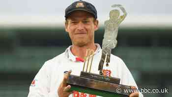Essex win Bob Willis Trophy after draw with Somerset