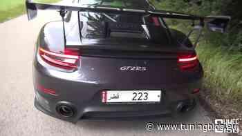 Video: PP-Performance Porsche 911 GT2 RS (991) Weissach! - tuningblog.eu
