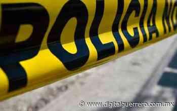 Matan a balazos a un veinteañero en poblado de Llano Largo - Digital Guerrero